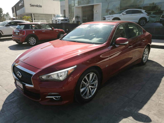Infiniti Q 50 2015 4p Q50 Perfection V6 3.7
