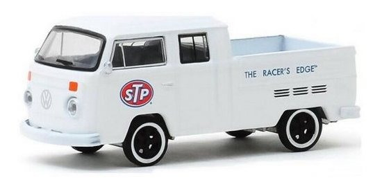 Greenlight Running Stp 1976 Volkswagen T2 Double Cab Kombi