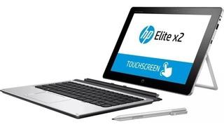 Laptop Y Tablet 2 En 1 Marca Hp Elite X2 1012 G1