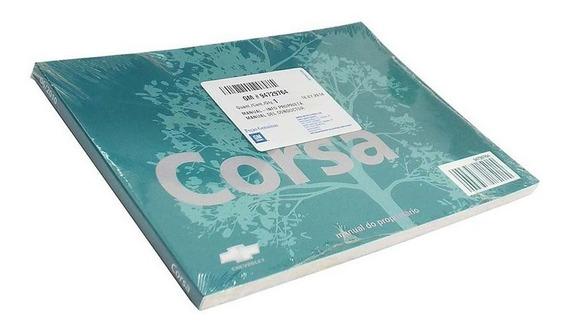 Manual Proprietario Corsa Novo 2009 A 2012