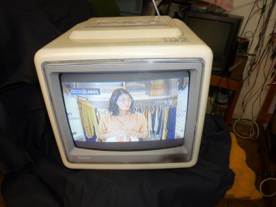 Tv Portatil 9 Polegadas Colorida Toshiba