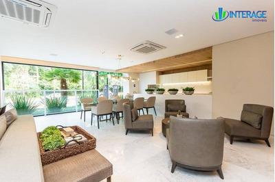 Apartamento Garden Com 4 Dormitórios À Venda, 355 M² Por R$ 3.081.060 - Ecoville - Curitiba/pr - Gd0016