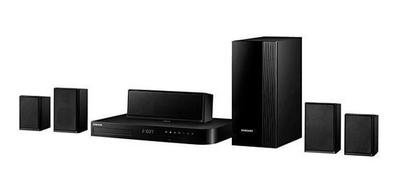 Home Theater Samsung Ht-j5100k Com Blu-ray Hdmi/usb Bivolt