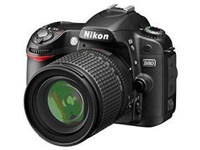 Camera Nikon D80 Digital + Lente 18-135mm Af-s Nikkor 18-1