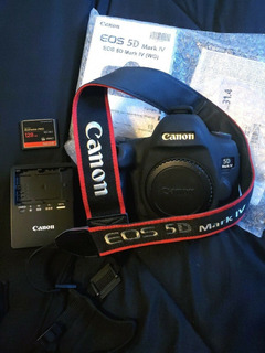 Promo On!! Canon Eos 5d Mark Iv