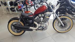 Yamaha Virago 535 Customizada