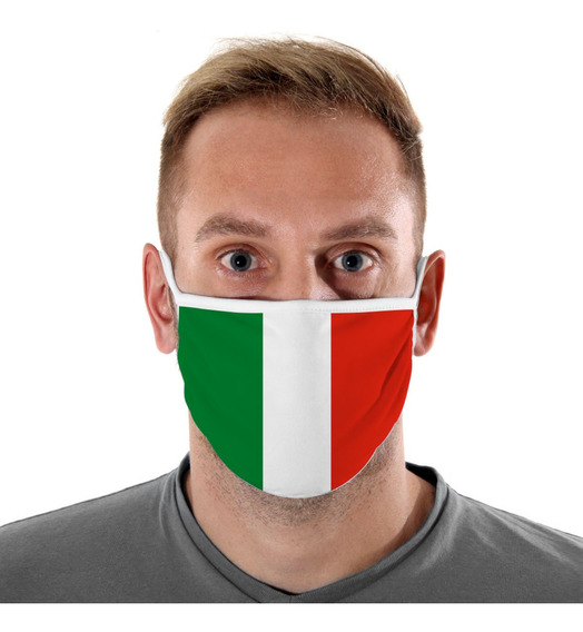 Mascara De Protecao Italia Adulto