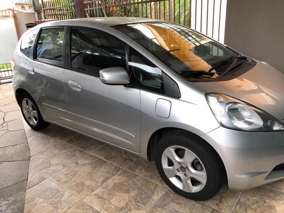 Honda Fit 1.4 Lxl Flex 5p 2010