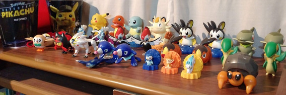 Pokemon Figuras Mc Donalds Donals Lote