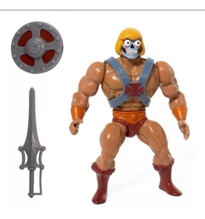 Masters Of The Universe Robot He-man Super 7