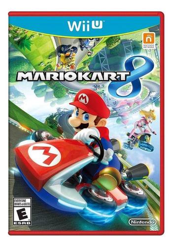 Imagen 1 de 4 de Mario Kart 8 Nintendo Wii U  Físico