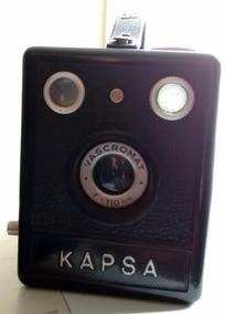 Câmera Kapsa Super Conservada - **raridade**