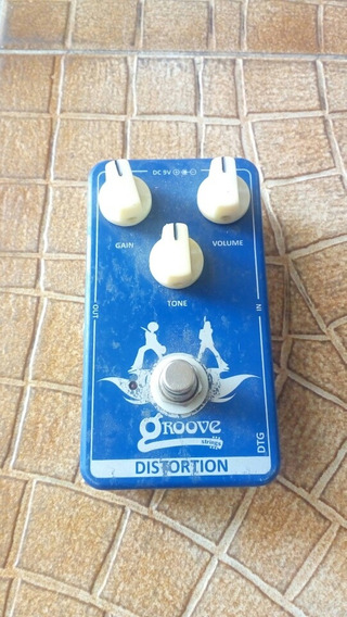 Pedal Groove Distortion