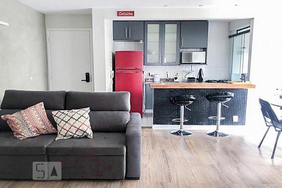 Apartamento Para Aluguel - Vila Olímpia, 2 Quartos, 55 - 893064024