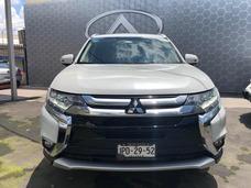 Mitsubishi Outlander Limited Quemacoco,piel,gps