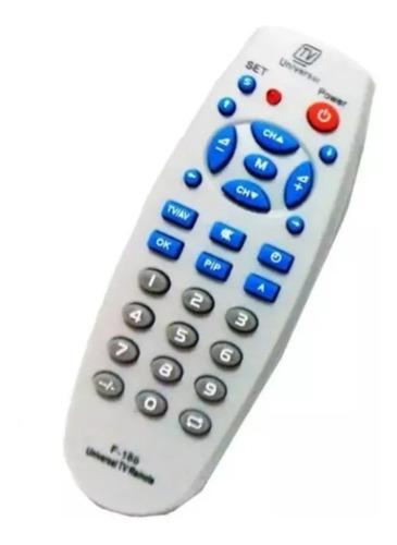 Control Remoto Tv Mitsubishi Convencional Universal Intelig.