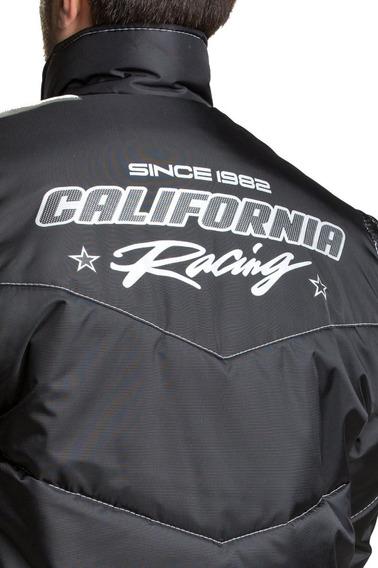 Jaqueta Califórnia Racing Life Masculina