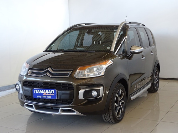 Citroen Aircross 1.6 Exclusive Aut. (2h47)