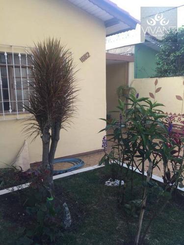 Casa Com 2 Dormitórios À Venda, 120 M² Por R$ 510.000,00 - Centro - Suzano/sp - Ca0141