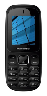 Multilaser Up 3g Dual Sim 128 Mb Preto 64 Mb Ram