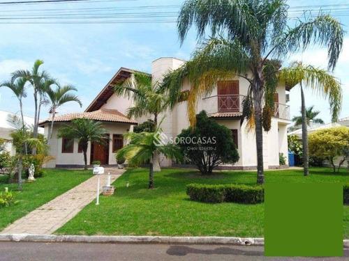 Imagem 1 de 21 de Casa Com 4 Dormitórios À Venda, 219 M² Por R$ 1.300.000,00 - Village Castelo - Sorocaba/sp - Ca1676