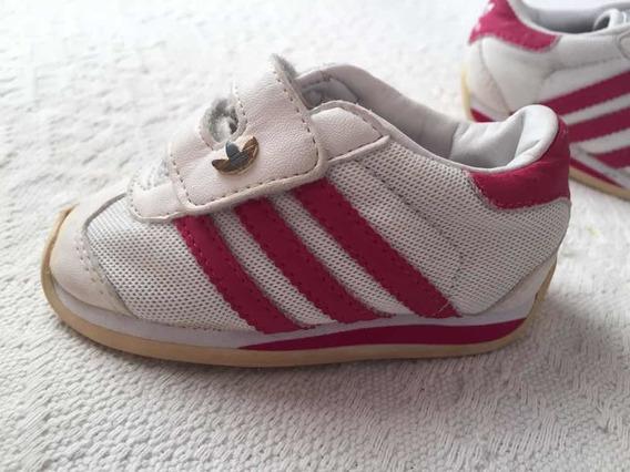 Zapatillas adidas Bebé - Talle 19