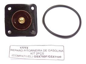 Reparo Torneira Gasolina Moto Suzuki Gsx 750 F / Gsx 1100r