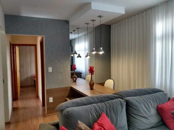 Apartamento Com 2 Quartos Para Comprar No Sagrada Família Em Belo Horizonte/mg - Csa17579