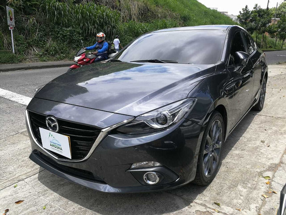 Mazda 3 Grandtouring 2.0 Automática Secuencial 2016 627