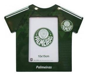 Porta Retrato Camisa Futebol Foto 10x15cm - Palmeiras