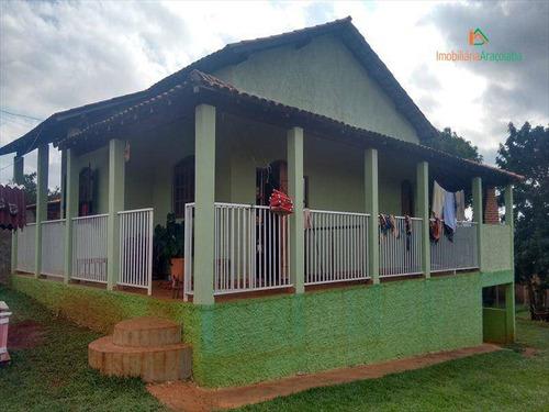 Imagem 1 de 30 de Casa Com 2 Dormitórios À Venda, 130 M² Por R$ 380.000,00 - Residencial Alvorada - Araçoiaba Da Serra/sp - Ca0097