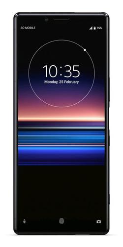 Sony Xperia 1 Dual SIM 128 GB negro 6 GB RAM