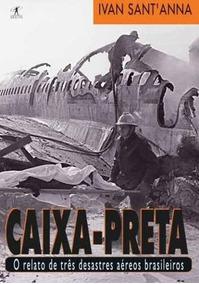 Livro - Caixa Preta - Ivan Santanna