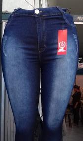 Calças Jeans Femininas - Plus Size - Kit C/ 2 Peças