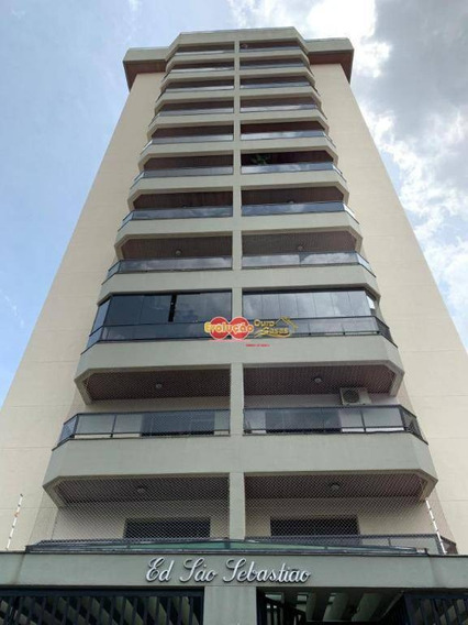 Apartamento - Edifício São Sebastião - Ap1169