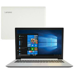 Notebook Lenovo Ideapad 330 Tela De 15.6 Intel Core I5 4gb
