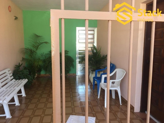 Ótima Casa Situada Na Parte Alta Da Vila Progresso, Excelente Para Moradia Com Ótima Vizinhança Cliente Estuda Permuta Por Apartamento De Até 250 Mil. - Ca01225
