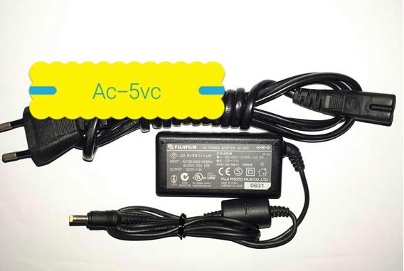Fonte Tfujifilm Ac-5vc Ac Adapter Output Dc5v 1.5a Original