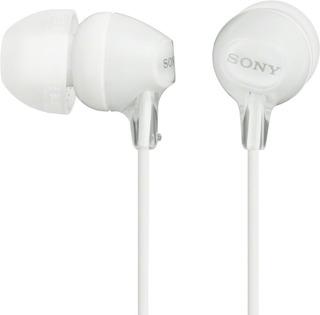 Auricular Mdr-ex15lpw Inear Bl Sony