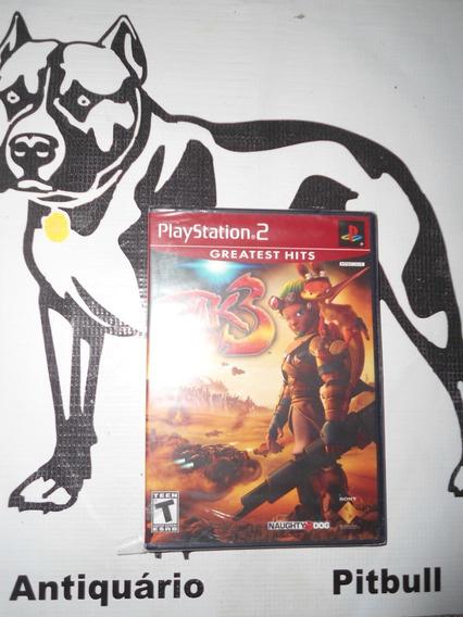 Jak 3 Original Lacrado Playstation 2