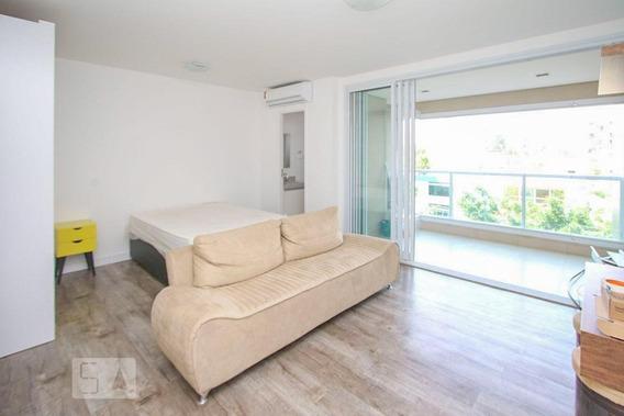 Apartamento Para Aluguel - Vila Madalena, 1 Quarto, 42 - 893117891