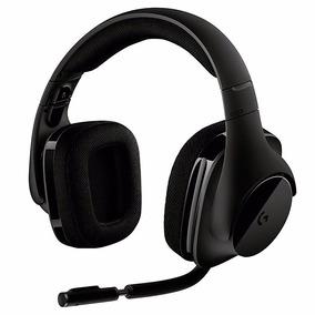 Headset Gamer Logitech G533 Dts Surround 7.1 Sem Fio