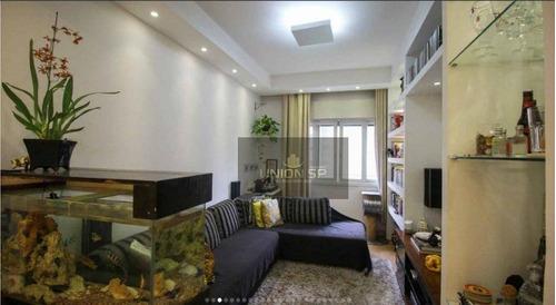 Apartamento Com 2 Dormitórios À Venda, 78 M² Por R$ 480.000,00 - Bela Vista - São Paulo/sp - Ap42905