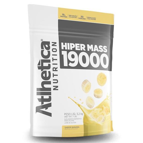 Hiper Mass 19000 (3200g) Atlhetica Nutrition