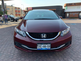 Honda Civic 1.8 Ex-l Sedan L4 Man. Mt 2014