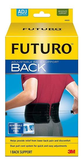 Faja Lumbar Con Cordones Ajustables, Unitalla, Futuro