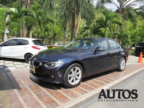 Bmw 320i Turbo Sedan Aut Sec Cc2000