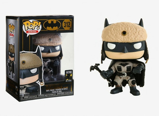 Funko Pop! Batman 80th Red Son Batman 2003