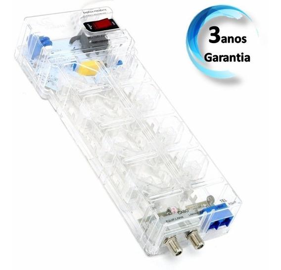 Protetor Multiproteção 8t Clamper Dps 3 Multi Proteção