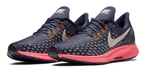 Zapatillas Nike Air Zoom Pegasus 35 Mujer (942855-009)